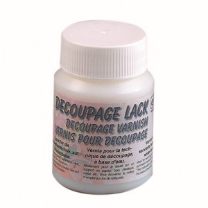 Decoupage-Lack 100 ml, transparent